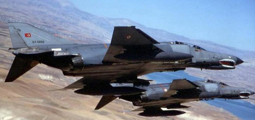 Turkish aircraft