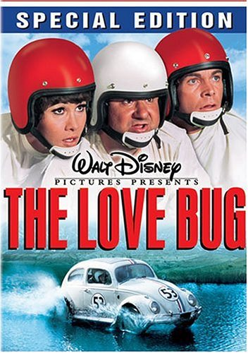 "DVD cover for ""The Love Bug"""