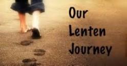 Lenten Journey - Sunday