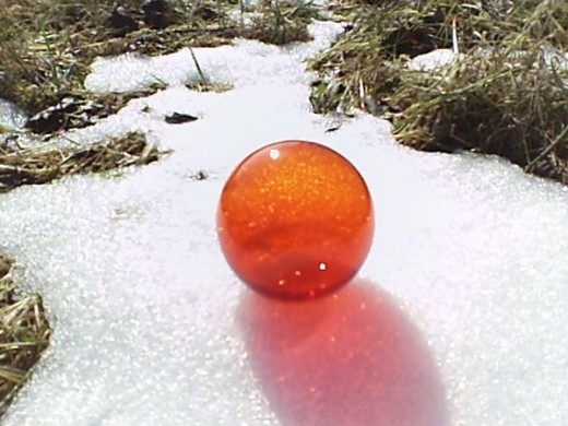 Ball of Materia (Shiva)