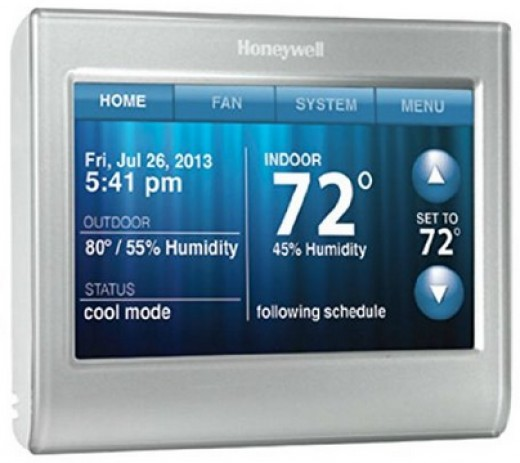 The Honeywell RTH9580WF