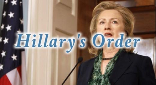 Hillary Clinton spied on U.N.