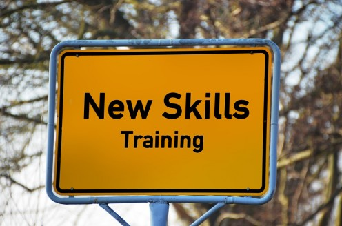 Employment and training funds provide skills mastery.