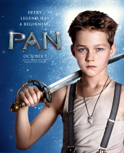 Pan tells us the story of a young Peter