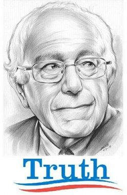 People Around the World Love Bernie
