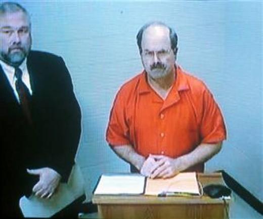 Dennis Rader In Court