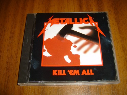 The album Kill Em All to this day is still outstanding with every single song being at least good!