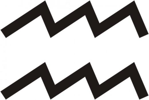 Aquarius Glyph 1