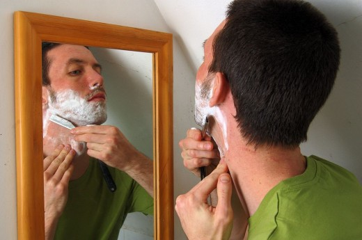 Got sensitive skin? Shave with caution!