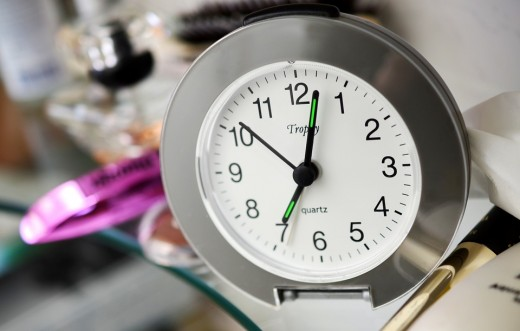Time is money. Save some with electric shaving