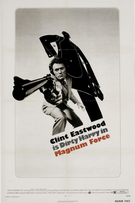 "Poster for ""Magnum Force"""