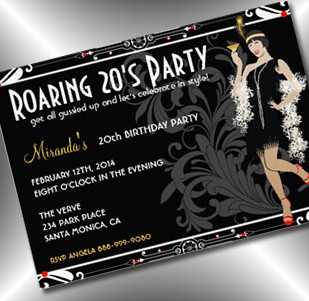 hosting a roaring 20s party holidappy