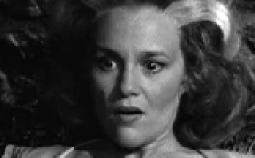 Madeline Kahn as Bride of Young Frankenstein in Young Frankenstein