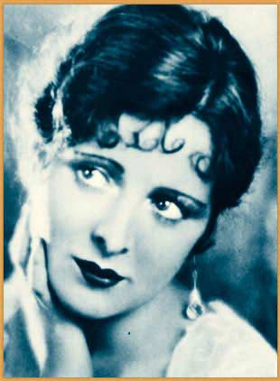 This at the time, well known actress had a much longer life, 1903 97until 19