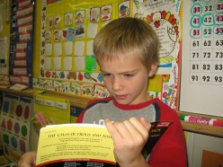 Reading Fluency: Carpet Reading with Elementary Students