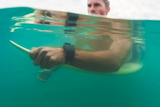 Sharkbanz is a bracelet that repels sharks. Perfect gift for those who love surfing!