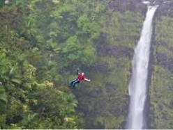 Lake Sebu's Seven Falls Zip Lines
