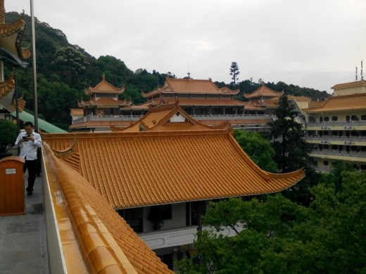 Wutong Mountain Buddhist Temple
