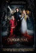 Crimson Peak by Guillermo del Toro is too slow to be Frightening