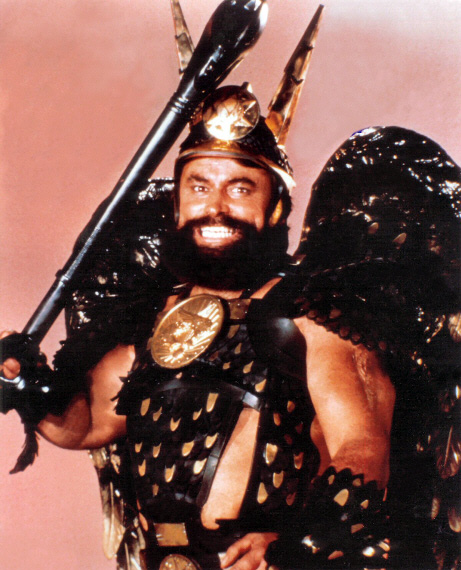 Who wouldn't want to see a film with Brian Blessed playing a winged barbarian warlord, seriously?