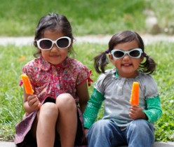 Cool Summer Treats for Kids