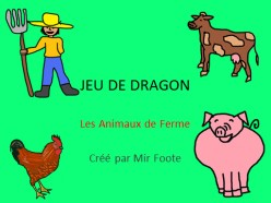 Free French Learning Game: Les Animaux de Ferme
