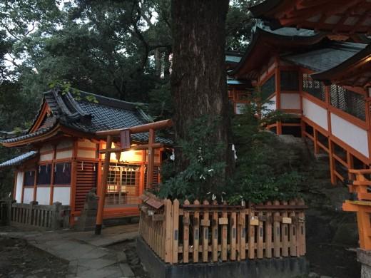 Wakamiya Inari Shrine