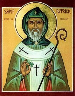Was Saint Patrick really Irish?