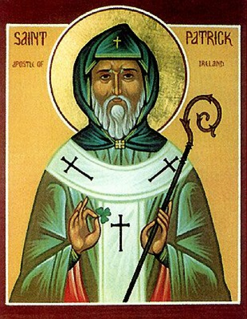 Was Saint Patrick really Irish?