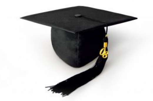 A Graduates Hat is one of the goals so many students strive for.