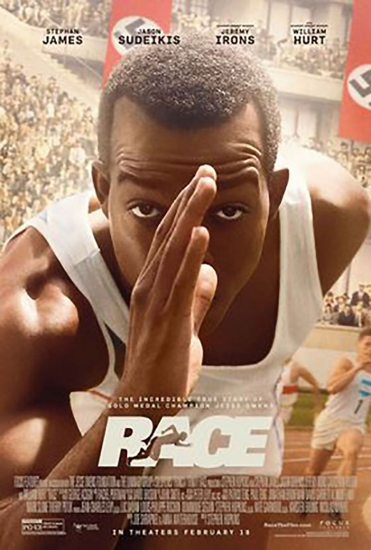 More than just a film about the Olympics.