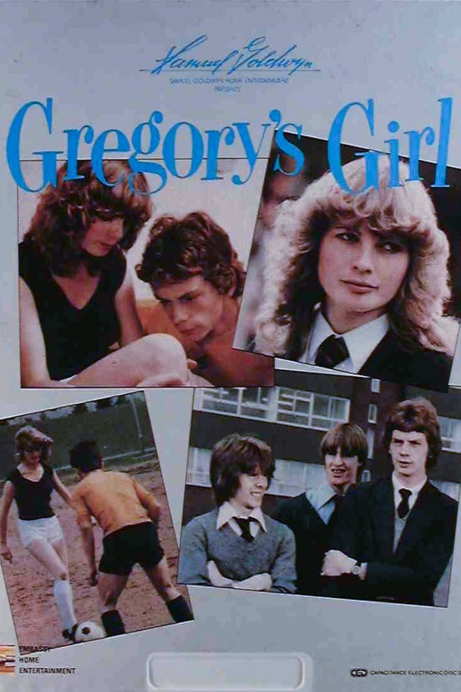 """Video cover for """"Gregory's Girl"""""""