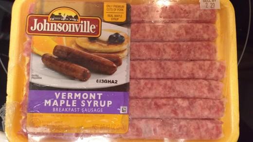 my favorite sausage