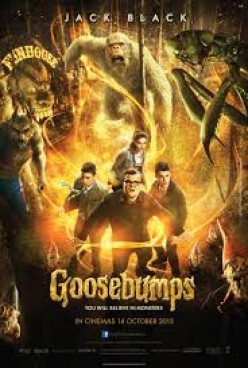 With Goosebumps, all of R. L. Stine's creatures come to life on the screen