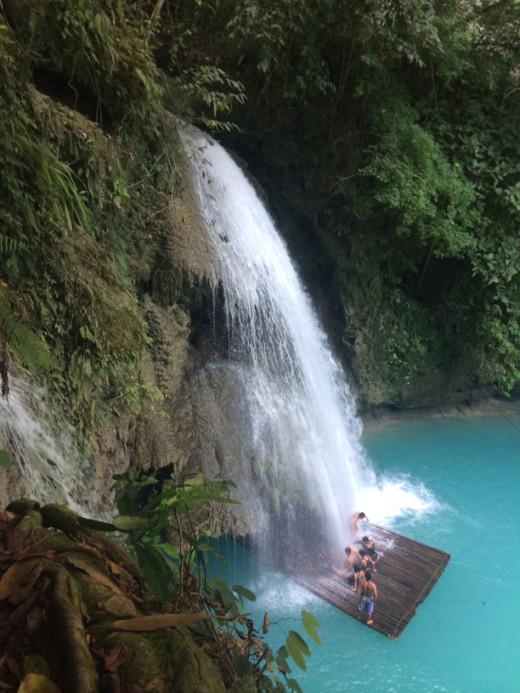 Kawsan Falls near Badien