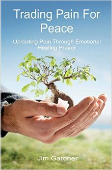 "This is the cover of the book ""Trading Pain for Peace"" that most of my information came from. There is also a website."