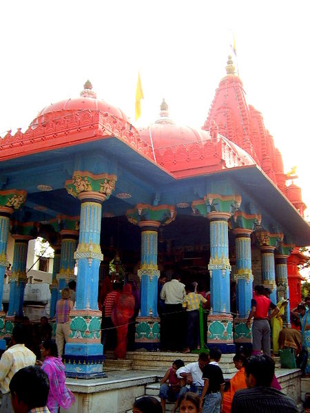 Bramha temple at Pushkar