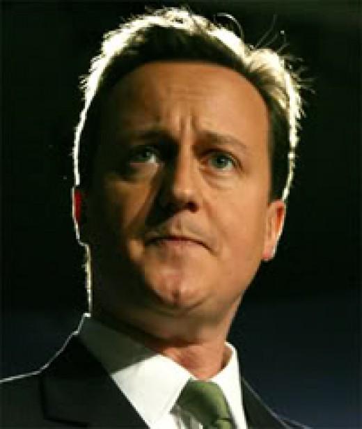 David Cameron staking everything on Europe.