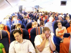 Airplane Etiquette for the Single Traveler
