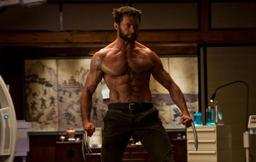 The movie makes full use of Jackman's physical - and acting - muscles...