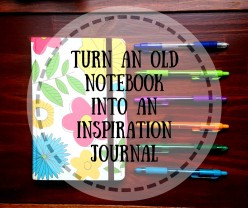 How to Create an Inspiration Journal