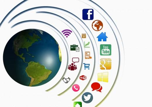 Social Media World Pixabay