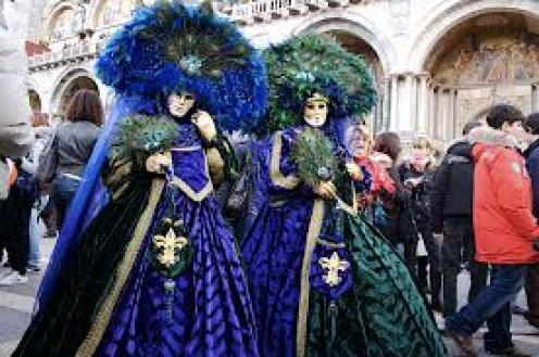 City of Masks - The Carnival of Venice