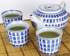Green Tea Natural Antioxidants