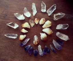 How to Use Crystals to Create a Happy, Balanced Home