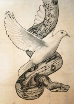 God, Thy Will is God: Be Clever as a Serpent, Innocent as a Dove