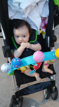 Stroller Toy Review: Flexi Arch. Baby Stroller and Pram Activity Bar