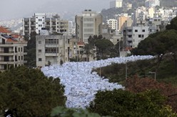 Lebanon's River of Human Trash