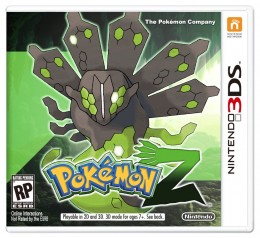 A fan-concept of what the Pokemon Z Box art could look like, according to Reddit.