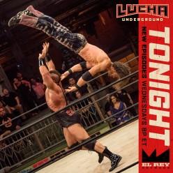 Lucha Underground Review: The Machine